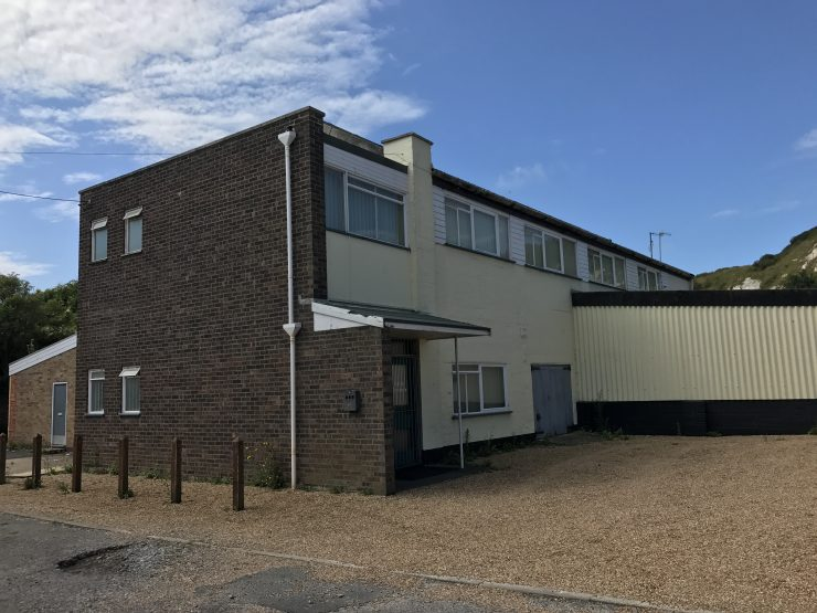 Unit 7, Quarry Industrial Estate Quarry Road, Newhaven, East Sussex BN9 9DG